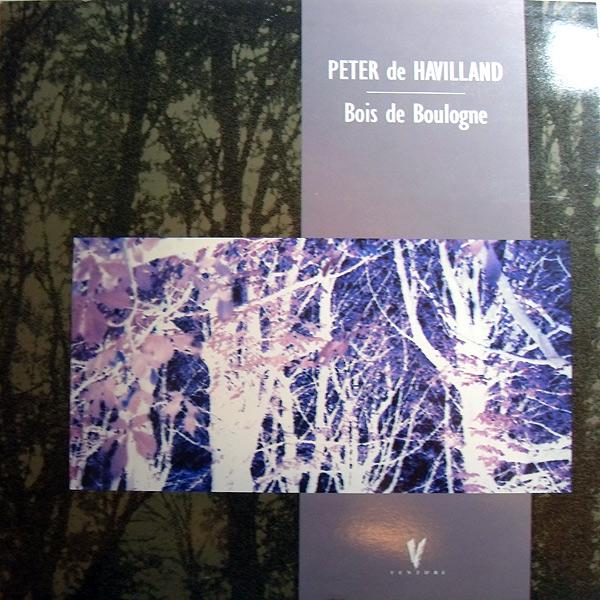 Peter de Havilland – Bois de Boulogne  friendsou